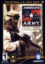 America's Army: Rise of a Soldier / Xbox