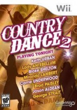Country Dance 2 / Nintendo WII