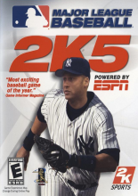 Major League Baseball 2K5 / PlayStation 2