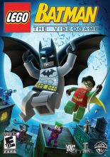 LEGO Batman: The Videogame / Xbox 360