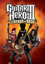 Guitar Hero III: Legends of Rock (Game Only) / PlayStation 2