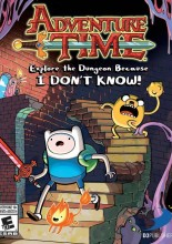 Adventure Time: Explore the Dungeon Because I DONT KNOW! / Wii U