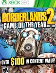Borderlands 2: Game of the Year Edition / Xbox 360