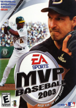 MVP Baseball 2003 / PlayStation 2