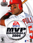 MVP Baseball 2004 / PlayStation 2