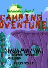 The Berenstain Bears' Camping Adventure / Sega Game Gear