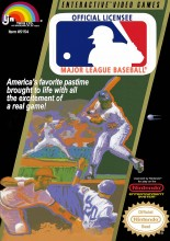 Major League Baseball / Nintendo Entertainment System