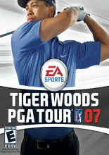 Tiger Woods PGA Tour 07 / PlayStation 2