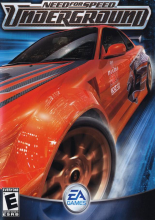 Need for Speed Underground / Xbox