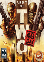 Army of Two: The 40th Day / Xbox 360