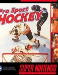 Pro Sport Hockey / Nintendo Entertainment System