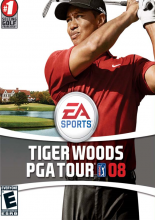Tiger Woods PGA Tour 08 / PlayStation 2