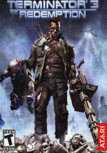 Terminator 3: The Redemption / PlayStation 2