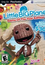 LittleBigPlanet - Game of the Year Edition  / PlayStation 3