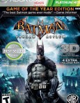 Batman: Arkham Asylum Game of the Year Edition  / Xbox 360