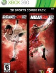 MLB 2K12/NBA 2K12 Combo Pack / Xbox 360
