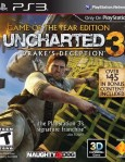 Uncharted 3: Drake's Deception - Game of the Year Edition / PlayStation 3