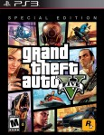 Grand Theft Auto V Special Edition / PlayStation 3