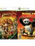 LEGO Indiana Jones and Kung Fu Panda Combo / Xbox 360