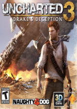 Uncharted 3: Drake's Deception / PlayStation 3