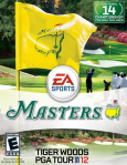 Tiger Woods PGA Tour 12: The Masters / PlayStation 3