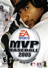 MVP Baseball 2005 / PlayStation 2