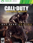 Call of Duty: Advanced Warfare Day Zero Edition / Xbox 360