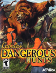 Cabela's Dangerous Hunts / Xbox