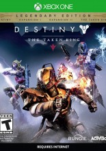 Destiny: The Taken King Legendary Edition (With DLC) / Xbox One