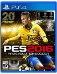 Pro Evolution Soccer 2016 / PlayStation 4