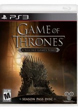 Game of Thrones: A Telltale Game Series / PlayStation 3