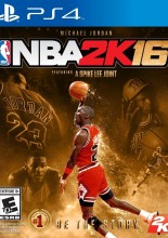 NBA 2K16: Michael Jordan Special Edition / PlayStation 4