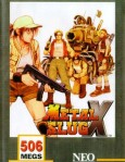 Metal Slug X: Super Vehicle - 001 / Neo Geo