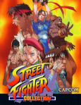 Street Fighter Collection / Sega Saturn