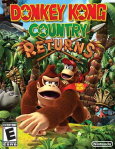 Donkey Kong Country Returns / Nintendo WII
