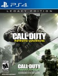 Call of Duty: Infinite Warfare - Legacy Edition / PlayStation 4