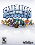 Skylanders: Spyro's Adventure (Game Only) / Nintendo WII