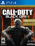 Call of Duty: Black Ops III - Gold Edition (With DLC) / PlayStation 4