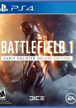 Battlefield 1: Early Enlister Deluxe Edition / PlayStation 4