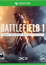 Battlefield 1: Early Enlister Deluxe Edition / Xbox One
