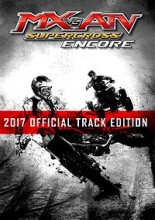 MX vs. ATV 2017 Official Track Edition / PlayStation 4