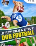 Jerry Rice and Nitus' Dog Football / Nintendo WII