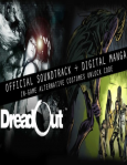 DreadOut Soundtrack & Manga DLC / PC