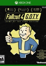 Fallout 4: Game of The Year Edition / Xbox One