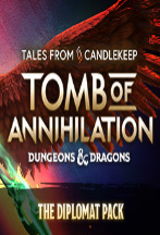 Tales from Candlekeep - Asharras Diplomat Pack (DLC) / PC
