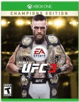 EA Sports UFC 3: Champions Edition / Xbox One
