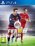 FIFA 16 (UK IMPORT) / PlayStation 4