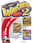RollerCoaster Tycoon 2: Triple Thrill Pack / PC