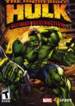 The Incredible Hulk: Ultimate Destruction / PlayStation 2