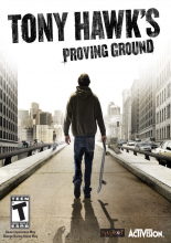Tony Hawk's Proving Ground / PlayStation 2